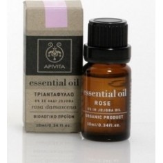 APIVITA ESSENTIAL OIL BIO ROSE 10ml