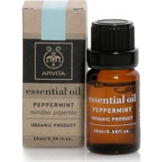 APIVITA ESSENTIAL OIL BIO PEPPERMINT 10ml