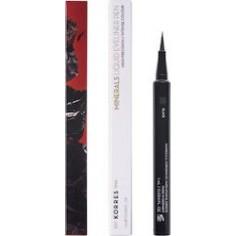 Korres Minerals Eyeliner Pen Μαύρο 1ml