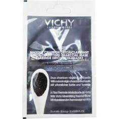 VICHY CHARCOAL MASK SACHET 2x6ml