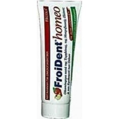 FROIKA FROIDENT Homeo toothpaste μήλο-κανέλα 75ml