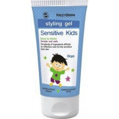 FREZYDERM KID'S SENSITIVE HAIR STYLING GEL 100ml