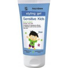 FREZYDERM KID'S SENSITIVE HAIR STYLING GEL 100ml
