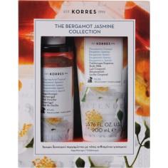 Korres Gift Set Περγαμόντο Γιασεμί Αφρόλουτρο 250ml + Γαλάκτωμα Σώματος 200ml