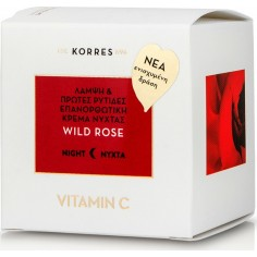 KORRES WILD ROSE NIGHT 40ml