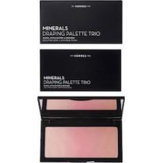 Korres Minerals Draping Palette Trio Pink 21gr