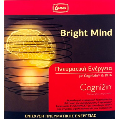 LANES BRIGHT MIND 10x10ml