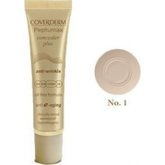 Coverderm Peptumax Concealer Plus Anti-Wrinkle SPF50+ 01 10ml