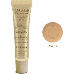 Coverderm Peptumax Concealer Plus Anti-Wrinkle SPF50+ 03 10ml