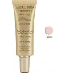 Coverderm Peptumax Make-Up Anti-Wrinkle Oil-Free SPF50+ 12 30ml