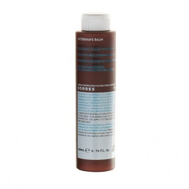 KORRES AFTER-SHAVE BALM MARIGOLD & GINSENG 200ml