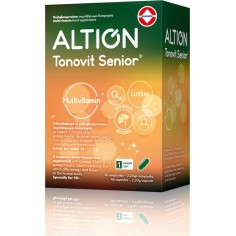 ALTION TONOVIT SENIOR 40 softcaps