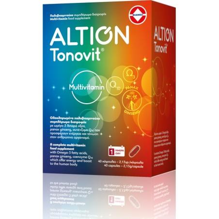 ALTION TONOVIT 40 softcaps