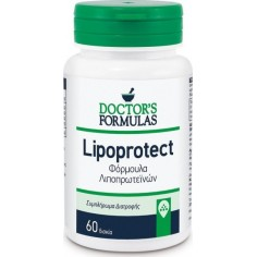 DOCTORS FORMULAS LIPOPROTECT 60 tablets