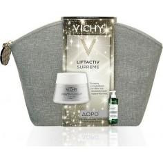Vichy Liftactiv Supreme 50ml &Δώρο Dercos Detox Shampoo 100ml & Συλλεκτικό Νεσεσέρ