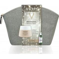 Vichy Magistral 50ml &Δώρο Dercos Nutrients Vitamin A.C.E Shampoo 100ml & Συλλεκτικό Νεσεσέρ