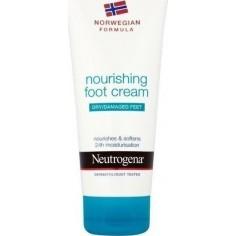 Neutrogena Nourishing Foot Cream Dry Skin 100ml
