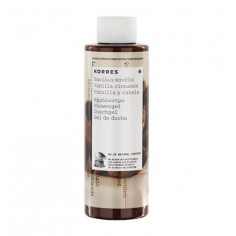 KORRES SHOWER GEL VANILLA & CINNAMON 250ml