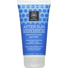 Apivita After Sun Cooling Cream Gel 100ml