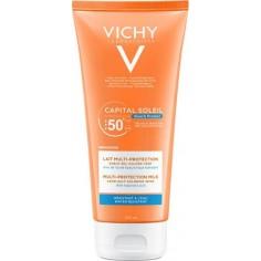 Vichy Capital Soleil Beach Protection Multi-Protection Milk SFP50+ 200ML