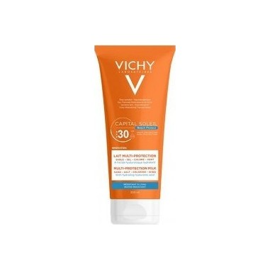 Vichy Capital Soleil Beach Protection Multi-Protection Milk SFP30+ 200ML