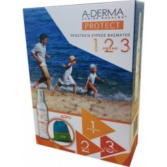 ADerma PROMO Protect Kids Spray Enfant Tres Haute Protection SPF50+ 200ml & ΔΩΡΟ Παιδικός Σάκος