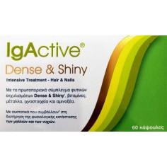 IGACTIVE DENSE & SHINE 60caps