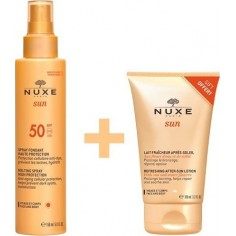 NUXE SUN SPRAY SPF50 & FREE AFTER SUN 100ml