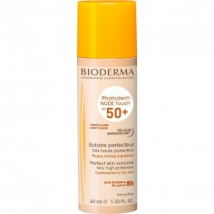 Bioderma  Photoderm Nude Touch Light SPF50 40ml