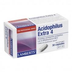 Lamberts Acidophilus Extra 4 30 κάψουλες