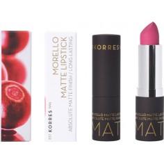 Korres Morello Matte Lipstick 75 Strawberry Fields 3.5gr