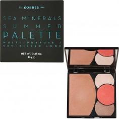 Korres Sea Minerals Summer Palette Coral Sunsets 13gr