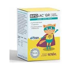 Bifolac QR Προβιοτικά για Βρέφη Νήπια Παιδιά 30 φακελίσκοι