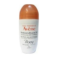 AVENE Deodorant Efficacite 24h 50ml
