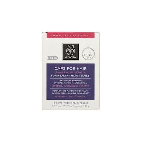 APIVITA CAPS FOR HAIR & NAILS 30caps
