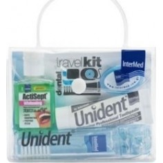 UNIDENT DENTAL TRAVEL KIT