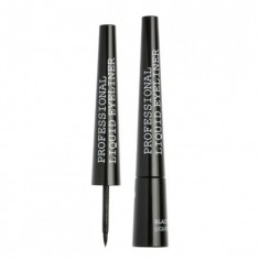 KORRES EYELINER LIQUID MINERAL BLACK 01 2,5ml