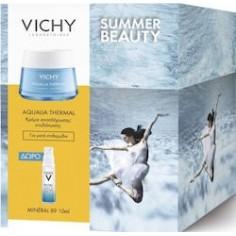 Vichy Summer Promo Aqualia Thermal Gel-Cream 50ml & Δώρο Mineral 89 10ml