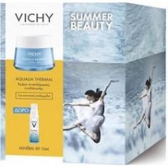 Vichy Summer Promo Aqualia Thermal Light Cream 50ml & Δώρο Mineral 89 10ml