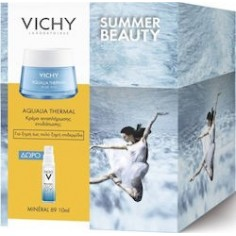 Vichy Summer Promo Aqualia Thermal Rich Cream 50ml & Δώρο Mineral 89 10ml