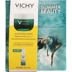 Vichy PROMO Slow Age SPF30 50ml & ΔΩΡΟ Mineral 89 Booster 10ml
