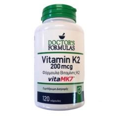 DOCTORS FORMULAS VITAMIN K2 120caps