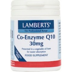 Lamberts - Co-Enzyme Q10 30mg 30caps