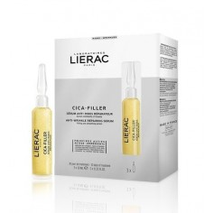 LIERAC CICA FILLERSERUM ANTIRIDES 3x10ml