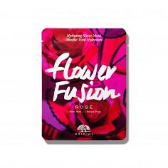 ORIGINS FLOWER FUSION SHEET MASK ROSE 1sheet