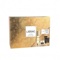 Lierac Christmas Promo Premium La Cure Anti-Age Absolu 30ml & Δώρο Voluptuous 15ml & Mask 15ml &Eye Cream 3ml
