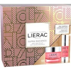 LIERAC Promo Pack Supra Radiance Gel-Cream 50ml & ΔΩΡΟ Supra Radiance Eye Serum 15ml