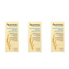 PROMOPACΚ 3ΤΕΜΑΧΙΑ AVEENO Dermexa Emollient Body Wash 300ml