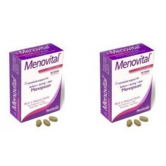 PROMOPACK 2 TEMAXIA HEALTH AID MENOVITAL 60 tabs