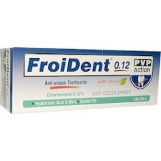FROIDENT 0,12% PVP Toothpaste 75ml